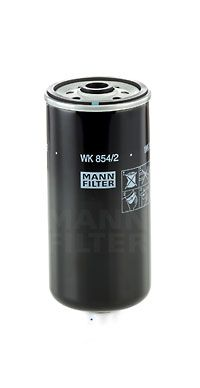 Filtro combustible MANN-FILTER WK 854/2