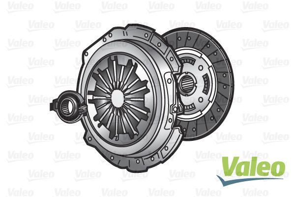 Kit de embrague VALEO 826345