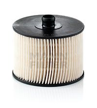 Filtro combustible MANN-FILTER PU 1018 x